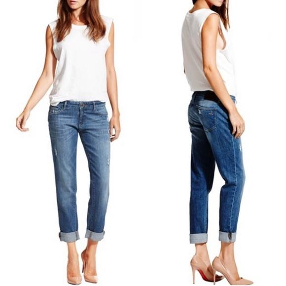 DL1961 Denim - DL1961 Riley Boyfriend Jeans Sz 25 ::Z24